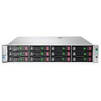 HP ProLiant DL380 Gen9 (2U) Base Server (1P) Xeon E5 (2620 v3) 2.4GHz 16GB-R (No HDD) LFF P840 Flexible Smart Array (Matrox G200eH2) with 2 x 800W Platinum Power Supplies