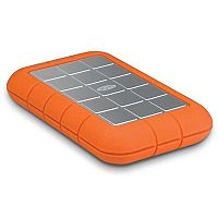 LaCie Rugged Triple 1TB USB 3.0 Mobile Hard Disk Drive
