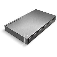 LaCie P'9220 (1TB) Mobile Hard Drive USB 3.0 Design By F.A. Porsche