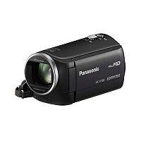 Panasonic HC-V160 (2.51MP) Camcorder 38x Optical Zoom 2.7 inch LCD Monitor (Black)