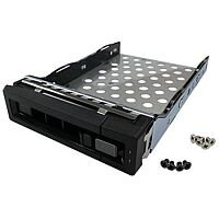 QNAP Tower Model Hard Drive Tray for TS Series NAS Servers 2.5/3.5 inch Hard Disk Drives (Black)