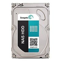 Seagate NAS (4TB) 3.5 inch Hard Drive (5900rpm) SATA 6Gb/s 64MB (Internal) +Rescue Model