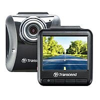 Transcend DrivePro 100 (2.4 inch) Car Video Recorder 16GB (Black) with Suction Mount