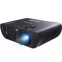 ViewSonic PJD5555w DLP Projector High Resolution 3300 Lumens WXGA Black