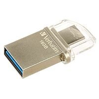 Verbatim Store 'n' Go  16GB  OTG Micro USB 3.0 Flash Drive