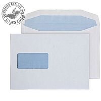 Purely Everyday Mailer Gummed Window White 80gsm C5 162x229mm (Pack of 500)