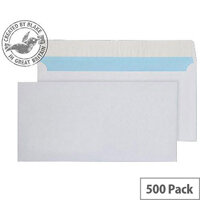 Purely Everyday Wallet P&S White 110gsm DL 110x220mm (Pack of 500)