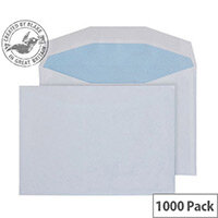 Purely Everyday White Mailer Gummed C6 (Pack of 1000)