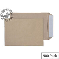Purely Everyday Pocket P&S Manilla 115gsm C5 229x162mm (Pack of 500)