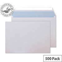 Purely Everyday White Wallet C6 (Pack of 500)