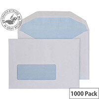 Purely Everyday White Mailer C6 (Pack of 1000)