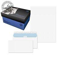 Blake Soho Ultra White Wove A4 Paper & Wallet P&S DL Envelopes 120gsm (Pack of 250)