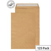 Purely Everyday Pocket P&S Manilla 115gsm C3 450x324mm (Pack of 125)