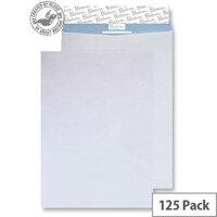 Blake Premium Secure Pocket P&S White C5 229x162mm 125gsm Tear Resistant (Pack of 125)
