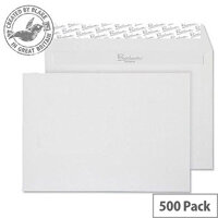 Blake Premium Business Wallet P&S High White Wove C5 120gsm (Pack of 500)