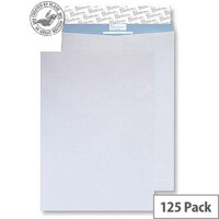 Blake Premium Secure Pocket P&S White C4 324x229mm 125gsm Pack of 125