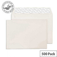Creative Colour Soft Ivory C5 Wallet Envelopes (Pack of 500)