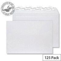 Creative Senses Wallet P&S White Velvet 140gsm C5 162x229mm (Pack of 125)