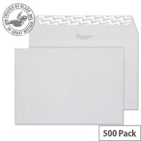 Blake Premium Business Wallet P&S Diamond White Laid C5 120gsm (Pack of 500)