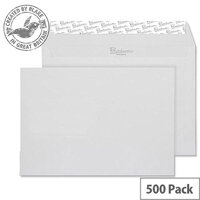 Blake Premium Business Wallet P&S Diamond White Smooth C5 120gsm (Pack of 500)