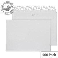 Blake Premium Business Wallet P&S Diamond White Smooth C5 120gsm (Pack of 500)