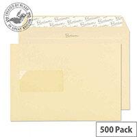 Blake Premium Business Vellum Wove Window C5 Envelopes (Pack of 500)