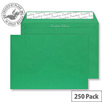 Creative Colour Avocado Green Wallet C4 Envelopes (Pack of 250)
