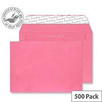 Creative Colour Flamingo Pink C5 Wallet Envelopes (Pack of 500)