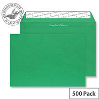 Creative Colour Avocado Green C5 Wallet Envelopes (Pack of 500)
