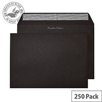 Creative Colour Brown Bitter Chocolate Wallet C4 Envelopes (Pack of 250)