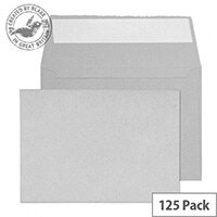 Creative Senses Wallet Soft Grey C4 Envelopes (Pack of 125)