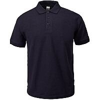 Supertouch Polo Shirt Classic Polycotton Small Black Ref 56CA1