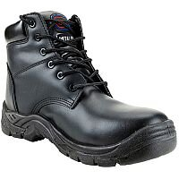 Supertouch Black Boots Composite Midsole Safety Toecap Metal Free