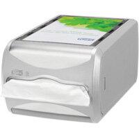 Tork XPressnap Counter Napkin Holder One-At-A-TimeDispenser Grey