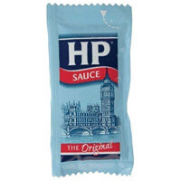 Heinz HP Sauce Sachets Single Portion Pack of 200