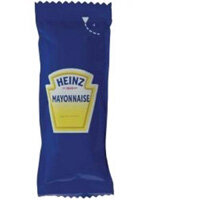 Heinz Free Range Mayonnaise Sachets Single Portion Pack of 200