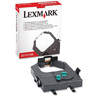 Lexmark 3070166 4,000,000 Characters Black Ink Ribbon Cartridge