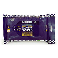 Dirteeze Rough & Smooth Wipes Soft Pack 220x200mm Ref DZRS40 [40 Wipes]