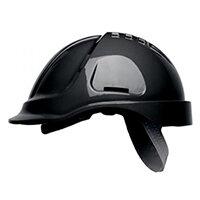 Scott Safety Style 600 HC600 Vented Helmet with Terylene Standard Headgear Black Ref HC600VBLK