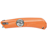 Pacific Handy Cutter Raze 3 Safety Knife Heavy Duty Orange Ref RZ-3