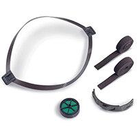 Moldex Service Kit 1-Exhalation Valve and 1-Head Strap Black Ref M8091 Pack of 10
