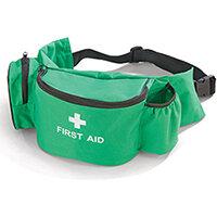 Click Medical Small Bum Bag with Extra Pockets Ref CM1101