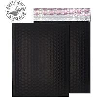 Purely Packaging Bubble Envelope P&S C4 Matt Metallic Charcoal Ref MTB450 [Pk100]