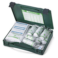 Click Medical 1 to 10 Person HSA Irish First Aid Kit Refill Ref CM0012