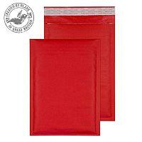 Purely Packaging Envelope P&S 260x180mm Bubble Envolite Black Ref KRD260 [Pk 100]