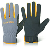 Mecdex Work Passion Mechanics Glove 2XL Ref MECDY-711XXL