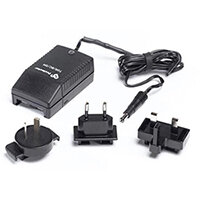 Scott Safety Smart Charger with Adaptors Black for Tornado Batteries Ref 2004418