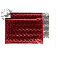 Purely Packaging Padded Envelope P&S C5+ Metallic Red Ref MBR250 [Pk 100]