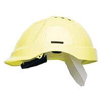Scott Safety Style 600 HC600 Hi-Vis Vented Helmet with Terylene Standard Headgear Yellow Ref HC600VHY
