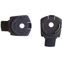 Scott Safety 25mm Posts Black for Safety Helmets 1 Pair Ref FXVP25Z